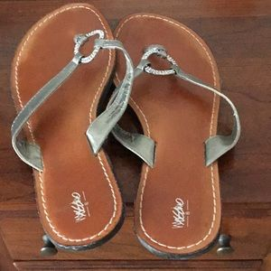 Mossimo Bling Sandals